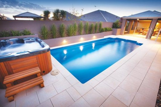 Swim the mediterranean with buccaneer swimming pools for Pool design perth